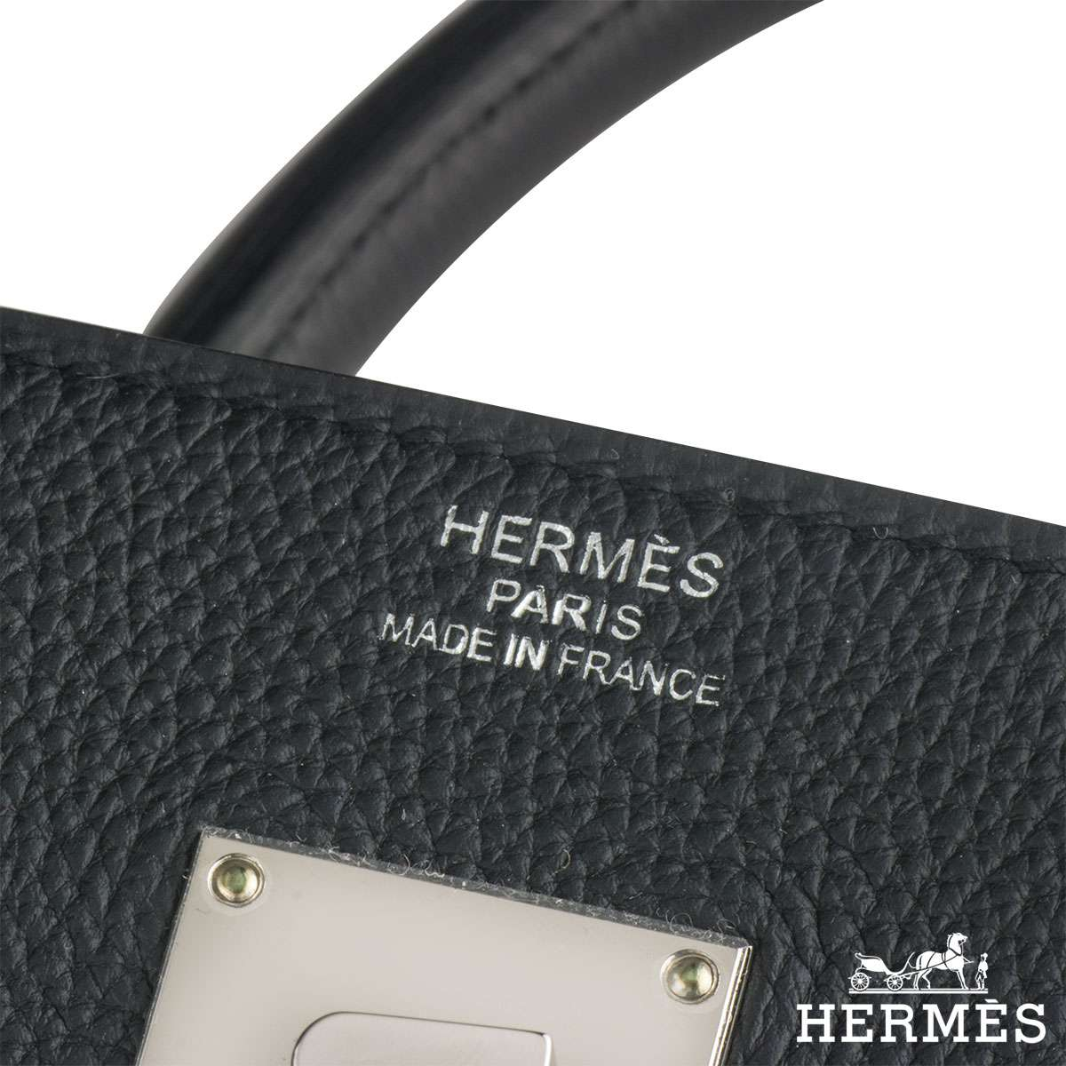 Hermès Togo 40cm HAC Birkin Bag